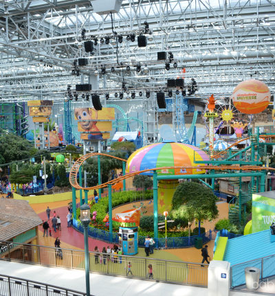 Our Nickelodeon Universe Adventure at Mall of America + Tips