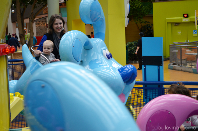 Nickelodeon Universe Mall of America Blues Clues