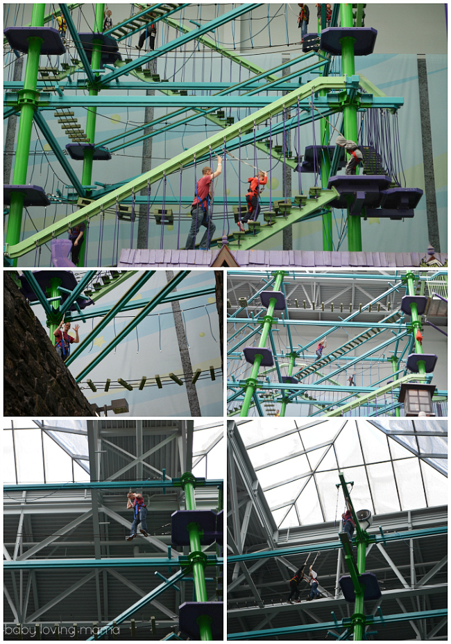 Nickelodeon Universe Mall of America Ghostly Gangplank