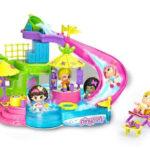 Springtime Fun with Pinypon Aqua Park Adventures Playset