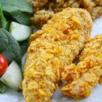 Crunchy Ranch Chicken Tenders Recipe