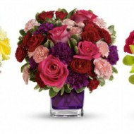 Mother's Day Flowers with Teleflora | 20% Off Coupon Code + GIVEAWAY