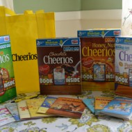 Cheer on Reading with Cheerios + GIVEAWAY