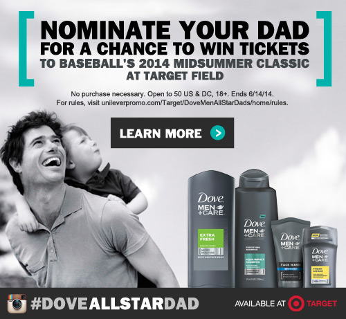 Dove Men All Star Dad Target