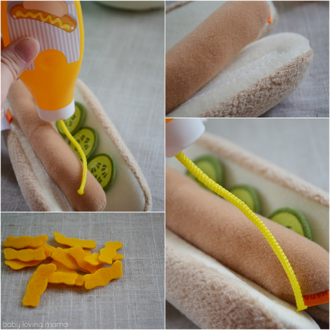 HABA Biofino Hot Dog Play Food Soft