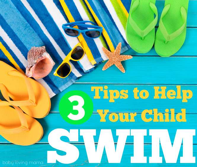 Help Your Child Learn to Swim
