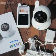 Keeping An Eye On Baby With Philips AVENT Digital Video Monitor