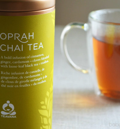 Steep Your Soul with Teavana Oprah Chai + $250 Gift Card GIVEAWAY #TeavanaOprahChai