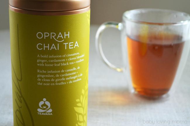 Teavana Oprah Chai Tea
