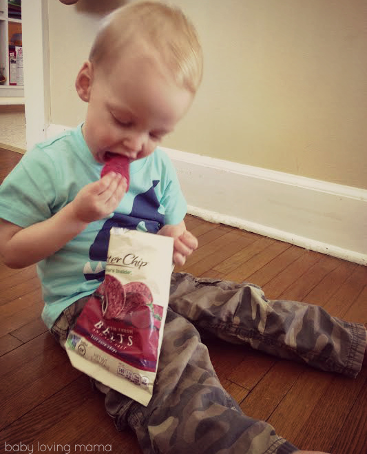 The Better Chip Company Beet Chips Wesley