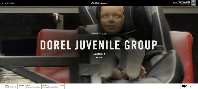 This Built America Dorel Juvenile Group Columbus IN