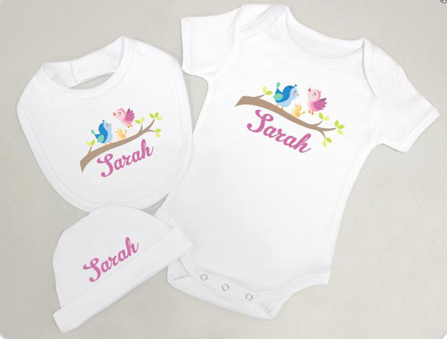 Bright Star Kids Personalized Clothing