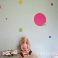 Redecorating With Wall Stickers From Bright Star Kids