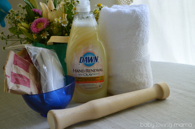Dawn Hand Renewal with Olay Giveaway Package