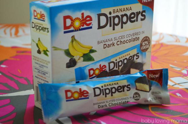 Dole Banana Dippers