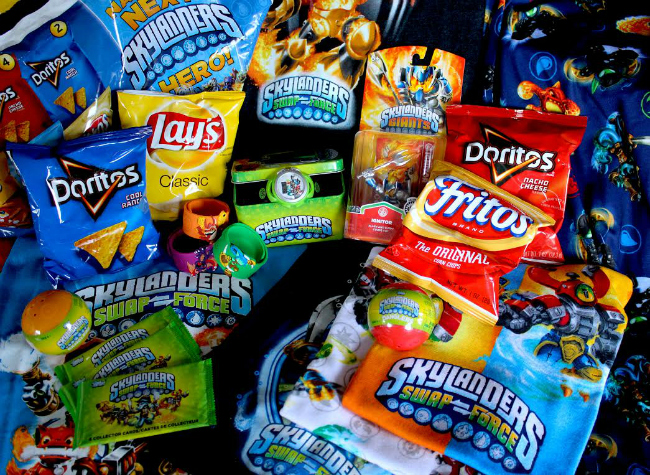 Frito Lay Skylanders Giveaway