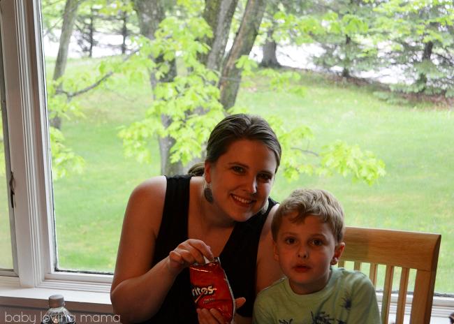 Frito Lay Skylanders Party Warren and I