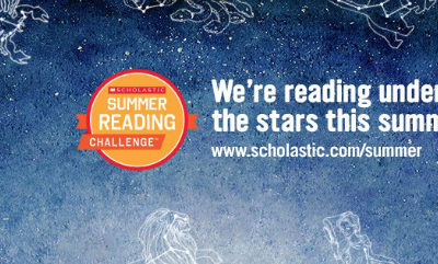 Read for the World Record with the Scholastic Summer Reading Challenge #SummerReading