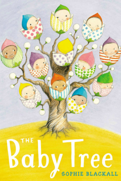 The Baby Tree by Sophie Blackall Answers: Where Do Babies Come From? #TheBabyTree