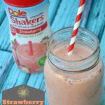 Dole Banana Dippers with Chocolate Yogurt Fruit Dip Recipe + Strawberry Orange Mango Smoothie