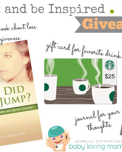 Why Did She Jump: Get Inspired with a Book and Starbucks GIVEAWAY