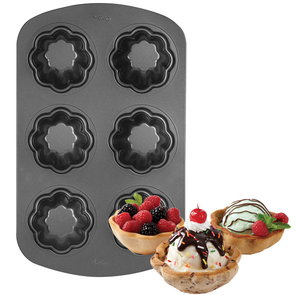 Wilton Ice Cream Cookie Bowl Pan