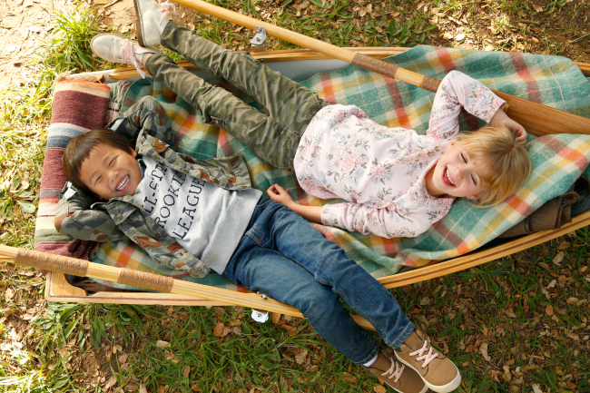 Carters Camo Fall Trends for Kids