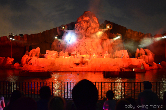 Fantasmic Walt Disney World Hollywood Studios Intro