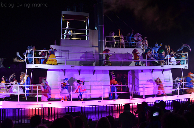 Fantasmic Walt Disney World Hollywood Studios Riverboat Cast