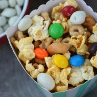 Honey Nut Popcorn Mix Recipe