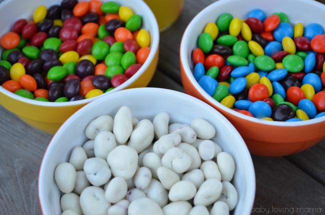 Movie Night Popcorn Mix Candy Filler