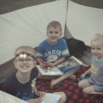Scholastic Summer Reading Under the Stars with EVEREADY #SummerReading