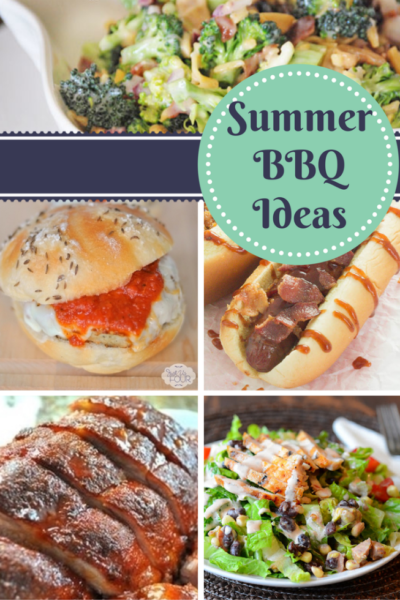 15 Summer BBQ Recipe Ideas