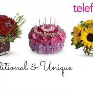 Teleflora Birthday and Anniversary Flowers | DISCOUNT CODE + GIVEAWAY