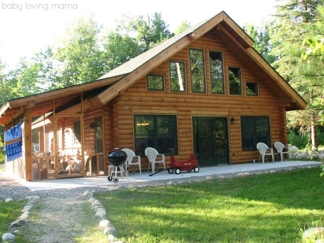 Cabin Vacation Summer 2009