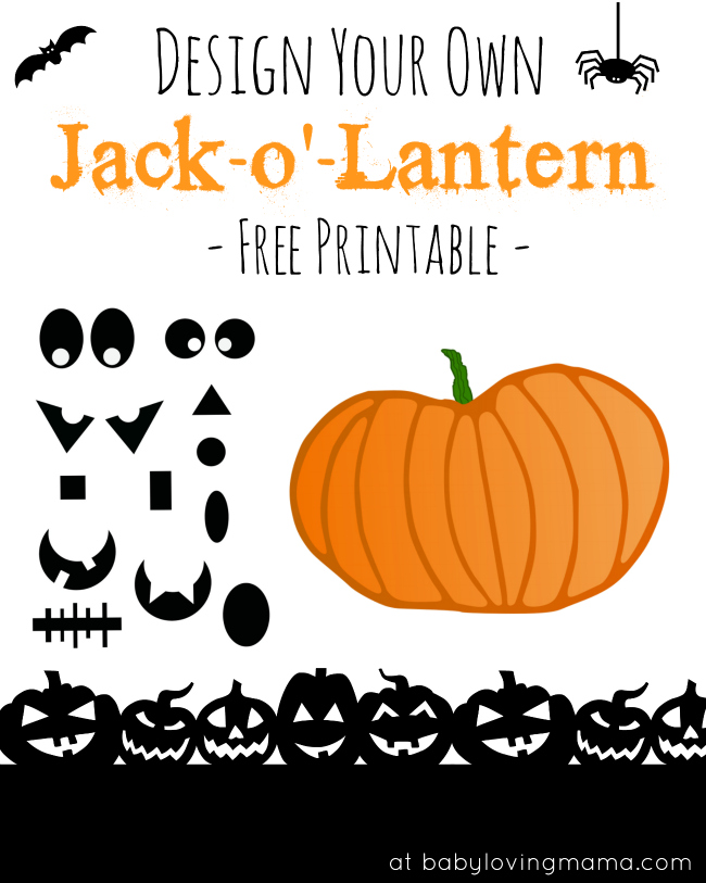 photograph about Printable Jackolantern titled Jack-o-Lantern Halloween Pumpkin Totally free Printable