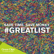 Support Teachers and Enter to Win School Supplies through Great Clips #GREATLIST