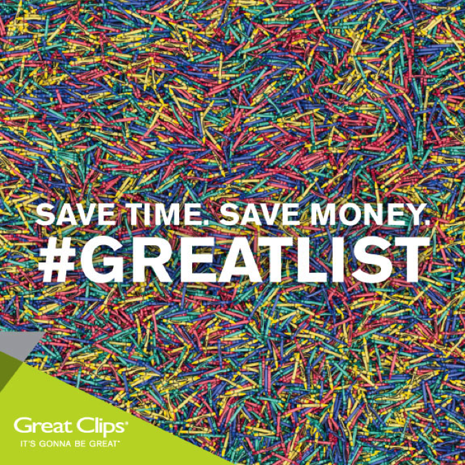 Great Clips Great List