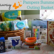 Pampers Introduces New Wipes Designs + Summer Outing GIVEAWAY