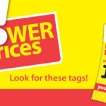 New Lower Prices At Cub #CubYellowTags!