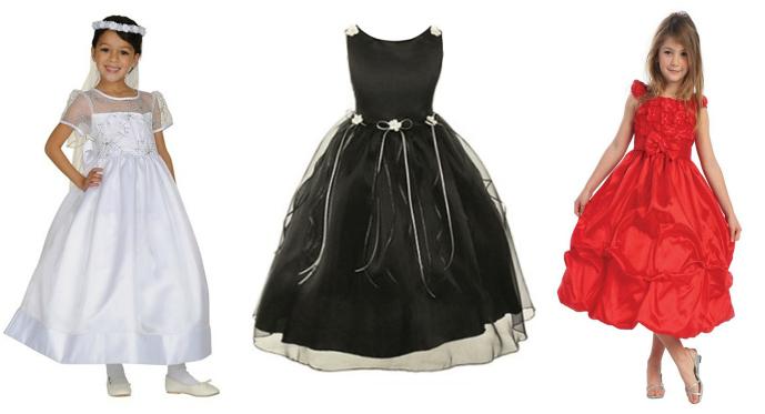 Saras Fashions Noori Special Occasion Dresses