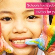 Support the Arts in School with Schoola + Discount Code #clothes4schools