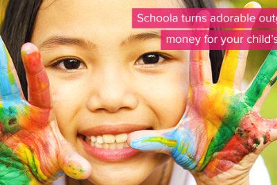 Support the Arts in School with Schoola + Discount Code #clothes4schools