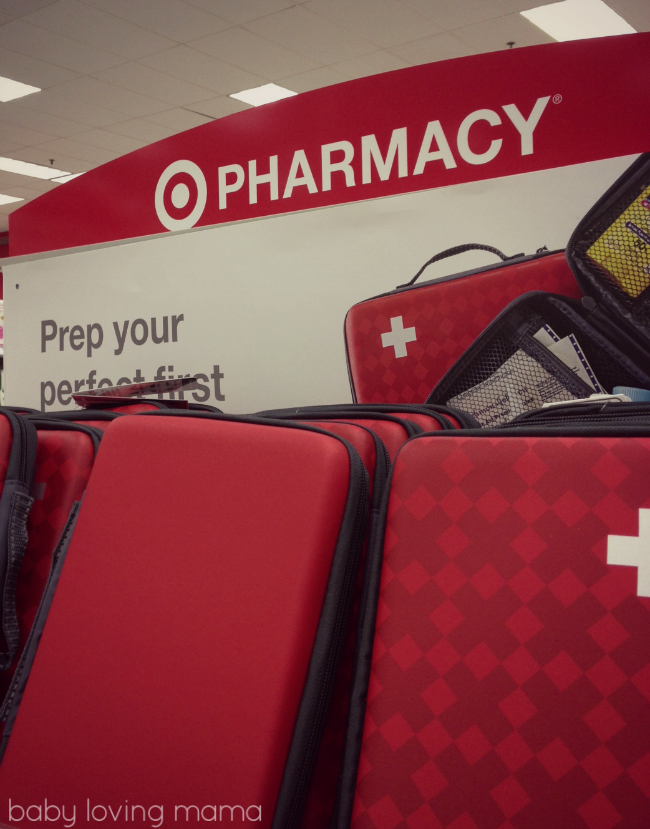 Target Pharmacy First Aid
