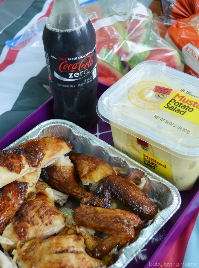 Walmart Marketplace Coke Meal Deal Picnic