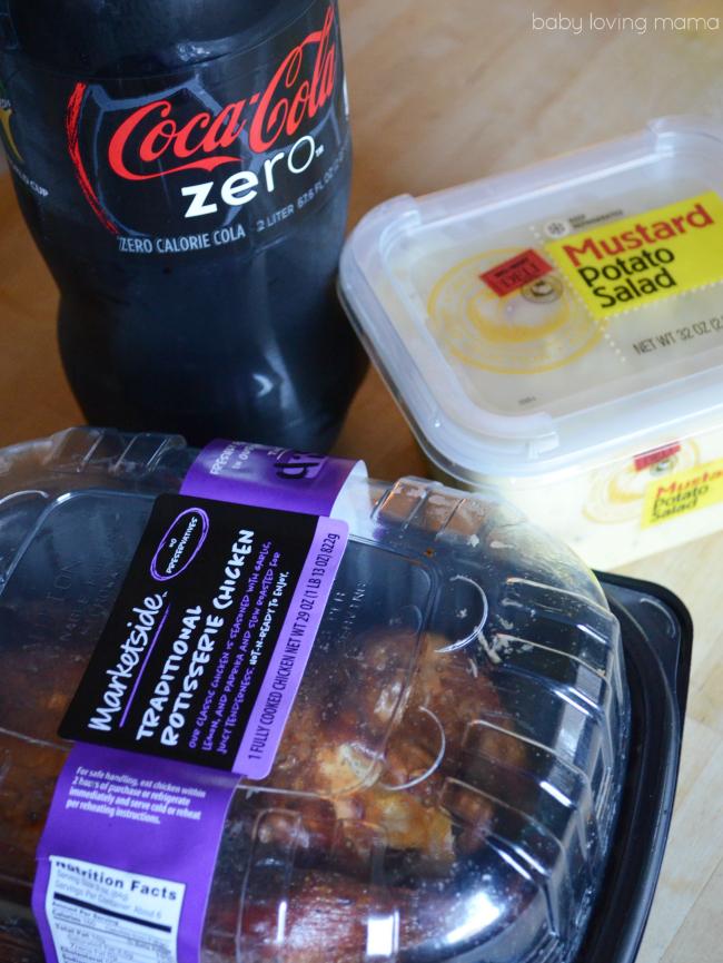 Walmart Marketplace Coke Meal Deal