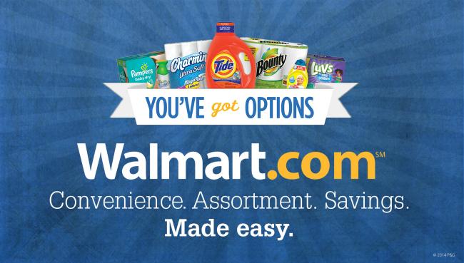 Walmart.com with PG