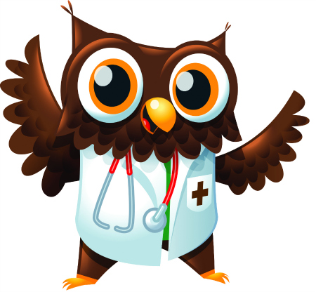 Dr Cocoa Owl