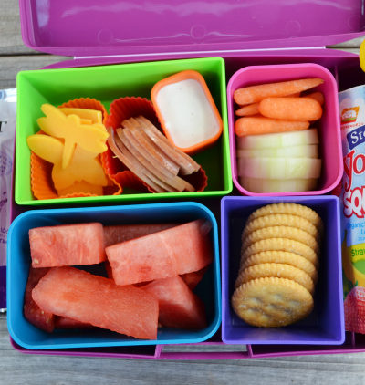 School Lunch Ideas: Rock the Lunchbox with Honest Kids + GIVEAWAY