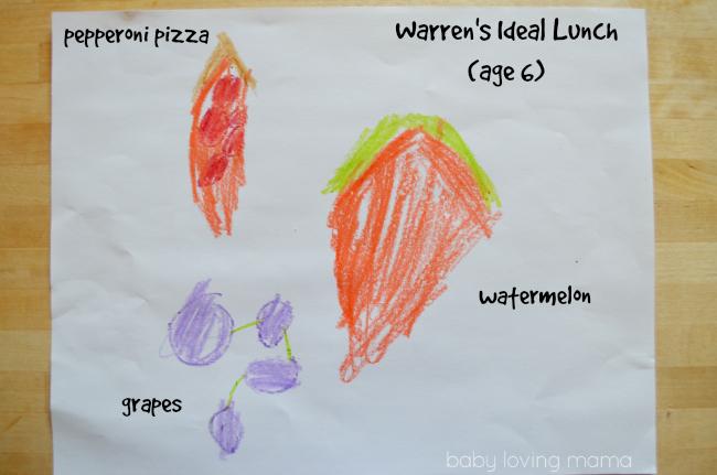 Honest Kids Warren Ideal Lunch